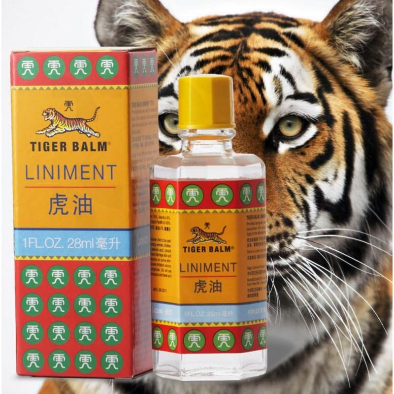 Ist Tiger Balm Gefährlich