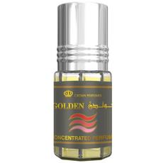 Misk, Musk Golden von Al Rehab - Amber, Agarwood mit Karamell, 3ml, fig. 1