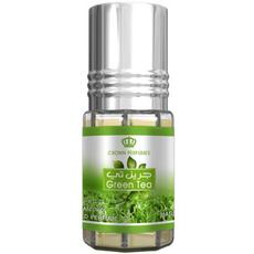 Misk, Musk Green Tea von Al Rehab - Grüner Tee mit Zitrus, 3ml, image 1