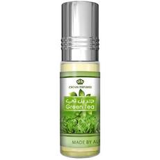 Misk, Musk Green Tea von Al Rehab - Grüner Tee mit Zitrus und einem Hauch Moschus, 6ml, image 1