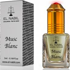 Misk, Musk  Blanc von El Nabil - blumiger Duft mit Moschus und Vanille, Roll-on, 5ml, image 1