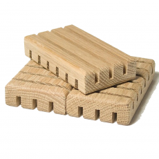 Seifenhalter aus Holz, image