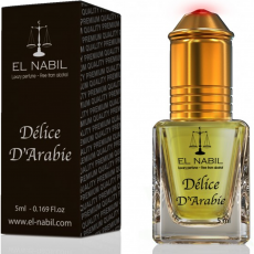 """EL Nabil """" DELICE D'ARABIE """"-5 ml, image"""