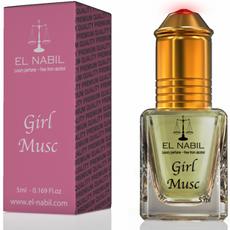 "El Nabil "" Girl Musk "" - 5 ml, image"