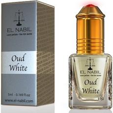 """EL Nabil """" Oud White """"-5 ml, image"""