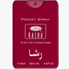 Al Rehab Pocket Spray - Rasha - 18ml, image