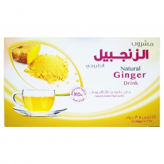 Natural Ginger Drink Ingwer Getränk, image