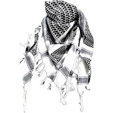 Schal aus Mekka - weiss-rot [CLONE], image