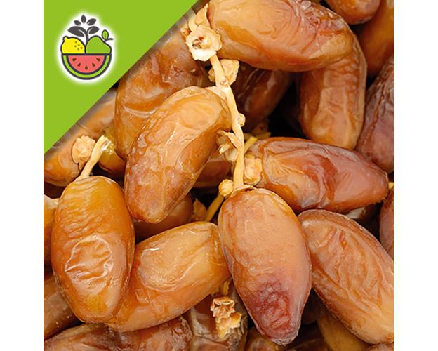 Deglet Nour Datteln - Premium Qualität - 12kg - baumgereift, unbehandelt [CLONE], image