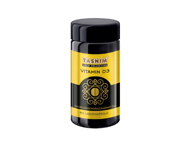 Vitamin D3 - 60 Kapseln, image