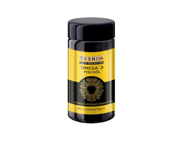 Omega 3 Fischöl - 60 Kapseln, image
