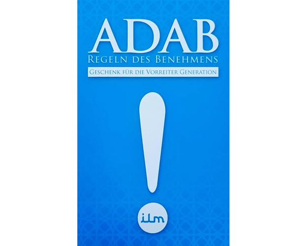 Adab - Regeln des Benehmens, image
