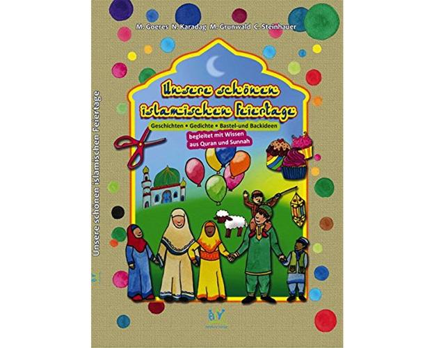 """""""Unsere schönen islamischen Feiertage"""", image"""