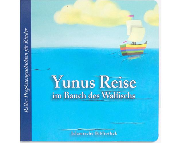 Yunus Reise im Bauch des Walfischs, image