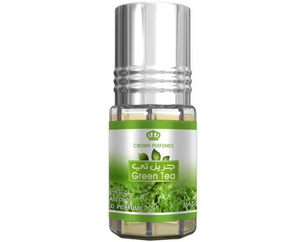 Al Rehab - Green Tea - 3ml, image