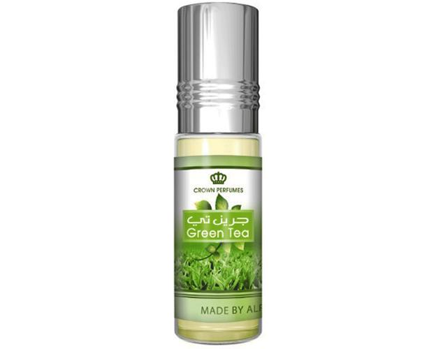 Al Rehab - Green Tea - 6ml, image