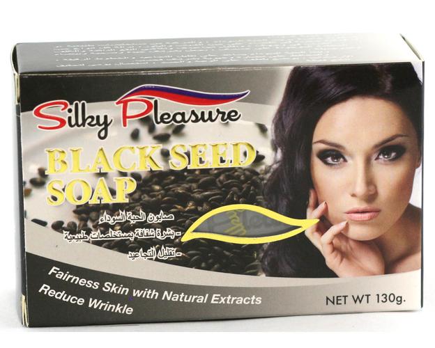 El Baraka Black Seed Soap - Schwarkümmelöl Seife - 230g, image
