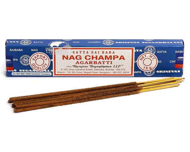 Satya Sai Baba Nag Champa Räucherstäbchen, image