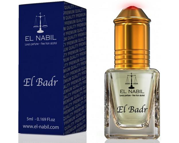"""El Nabil """" El Badr """" - 5 ml, image"""