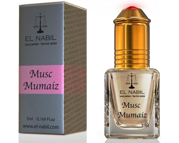 """El Nabil """" Musc Mumaiz """" - 5 ml, image"""