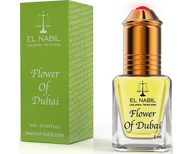 "EL Nabil ""Flower of Dubai ""-5 ml, image"