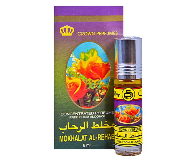 Al Rehab - Mokhalat Al-Rehab - 6ml, image