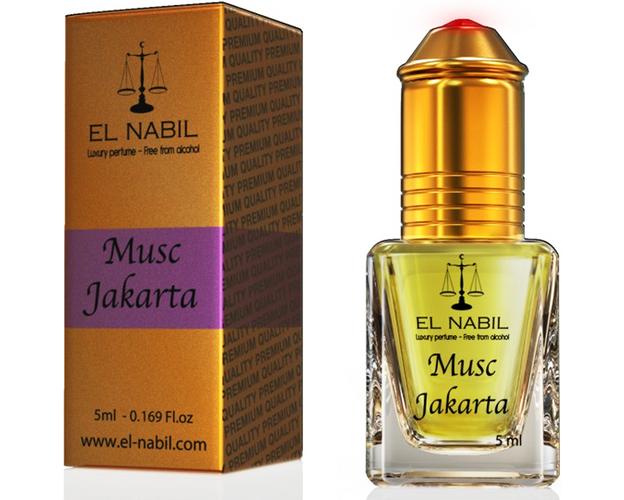 "EL Nabil ""Musc Jakarta""-5 ml -( Bestseller ), image"