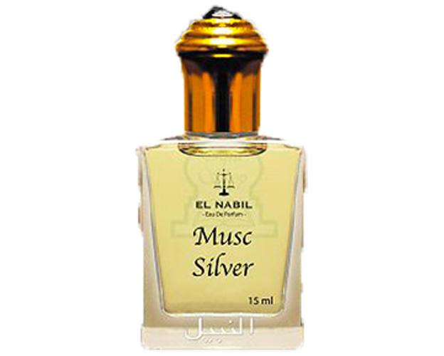 Musc Silver - 15 ml - von el Nabil, image