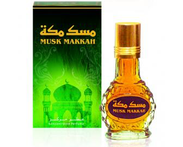 Musk Makkah - Saudi Arabien - 9 ml, image