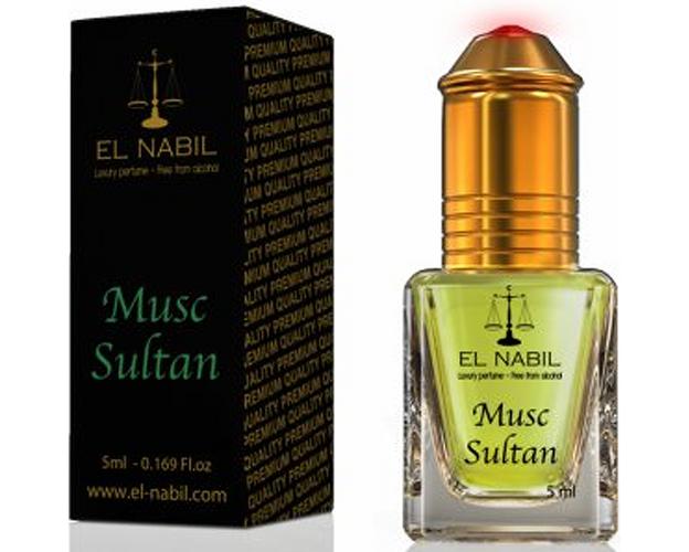 """El Nabil """" Musc Sultan """" - 5 ml, image"""