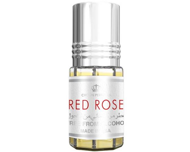 Misk, Musk Red Rose von Al Rehab - Rosen mit einem Hauch Vanille, Roll-on, 6ml [CLONE], image