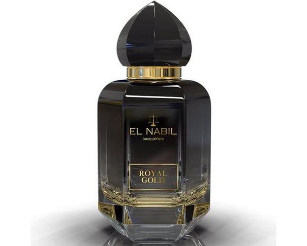 """EL Nabil """" Royal Gold """"- 50 ml - ( Bestseller ), image"""