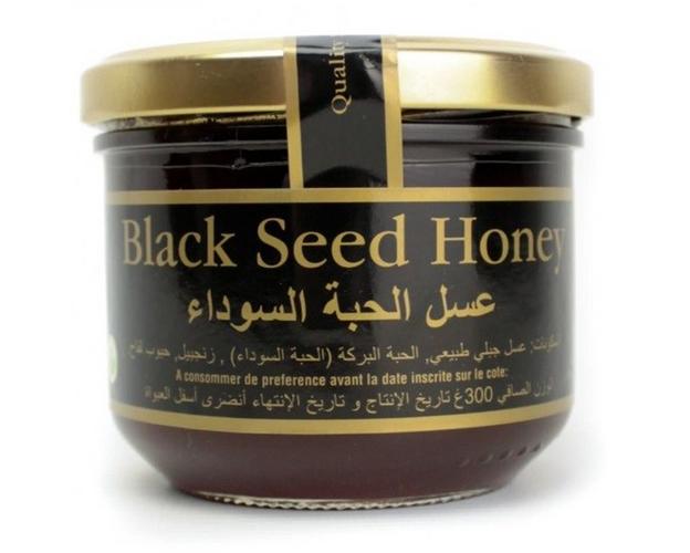 Schwarzkümmel Honig, image