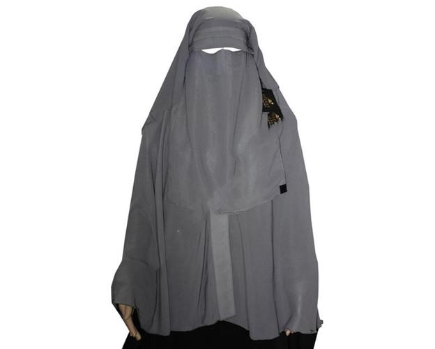 Farasha Niqab - verschiedene Farben, image