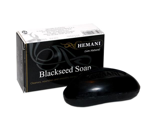 Original Hemani Schwarzkümmel Seife -aus Dubai, image