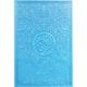 Regenbogen-Koran Quran Mushaf von Falistya - Rainbow Quran, 30 Juz Farben, Babyblau