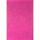 Regenbogen-Koran Quran Mushaf von Falistya - Rainbow Quran, 30 Juz Farben, Knallpink